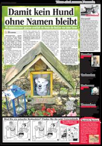 BZ Artikel über Tote Hunde e.V.