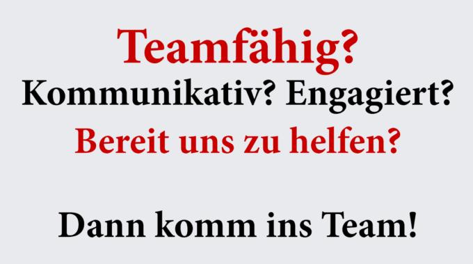 Komm Ins Team